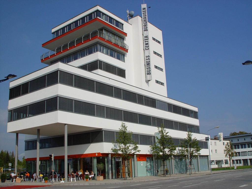 New Solutions Bürogebäude in Burghausen