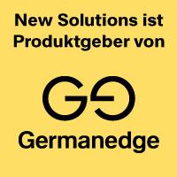 New Solutions ist Produktgeber von Germanedge